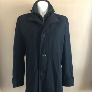 Kenneth Cole Wool Pea Coat